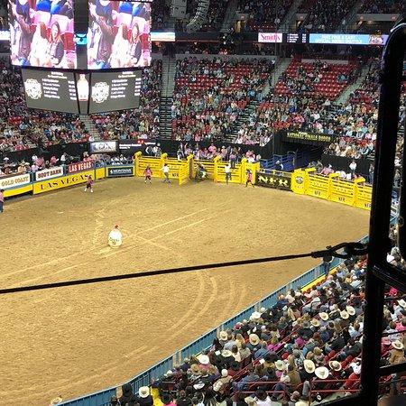 National Finals Rodeo Las Vegas 2019 Lo Que Se Debe