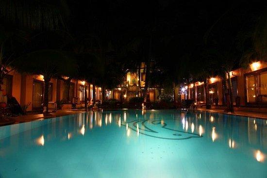 Standard double room – Billede af Sunrise Resort, Phan Thiet