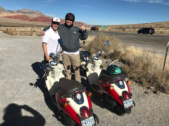 Scooter Tours of Red Rock Canyon – fénykép