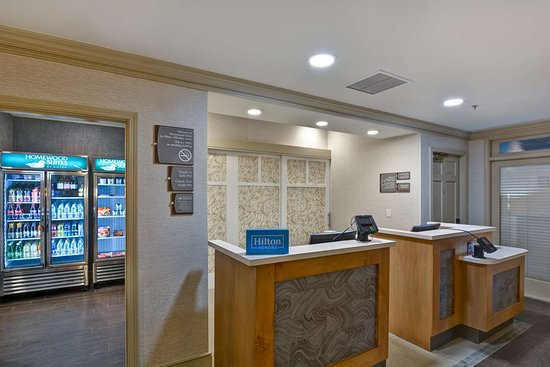 Homewood Suites by Hilton Hartford/Windsor Locks: Reception