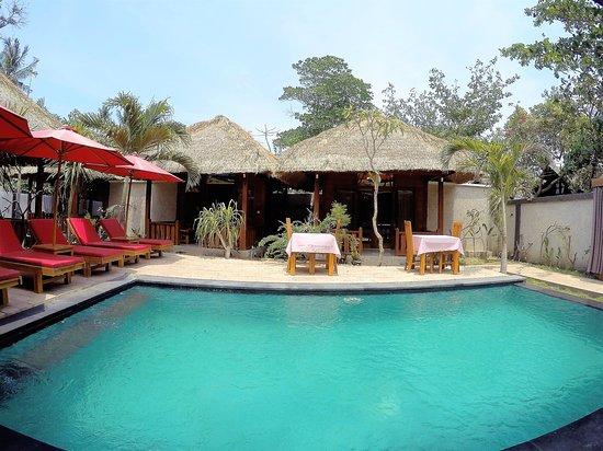 Pool - Picture of Molah Gili Villa, Gili Air - Tripadvisor