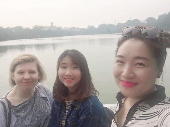 Free Tour Guide With Hanoians: Hoan kiem lake