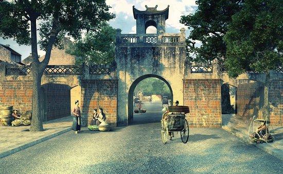 Free Tour Guide With Hanoians: Quan Chuong gate