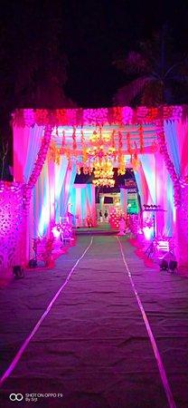 Wedding entry Gallery