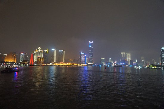 InterTrips: Electrifying, Shanghai