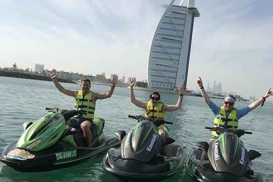 30-minutters jetski i Dubai