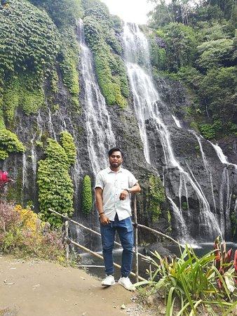 banyu mala waterfall