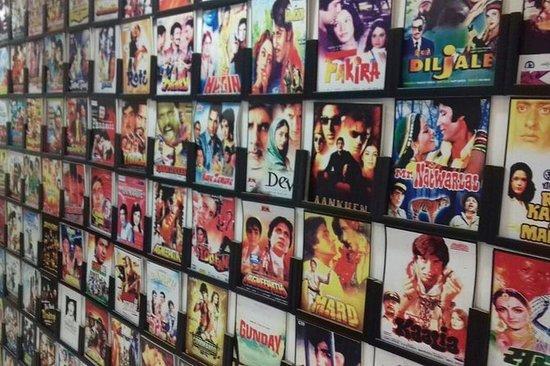 Privat Bollywood Studio Tour med...