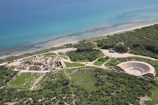Salamis Ancient Kingdom y Famagusta...