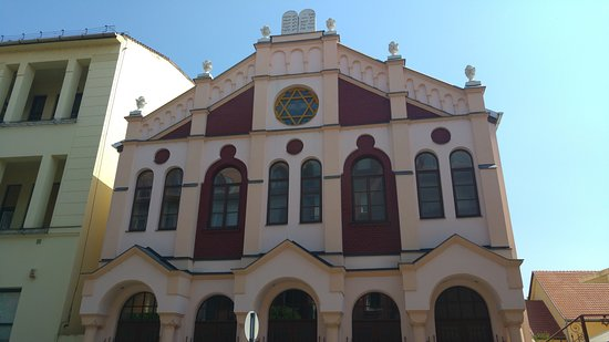 Pásti Street Orthodox Synagogue