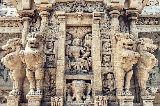 Excursion d'une journée à Kanchipuram...