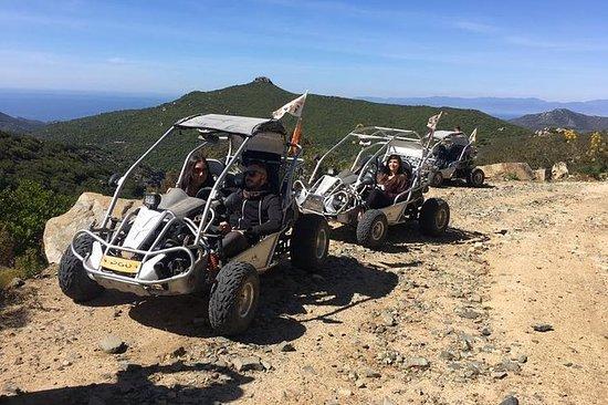 Cagliari: Dune Buggy Adventure sarda