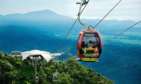 Langkawi Sky Cab (Cable Car...