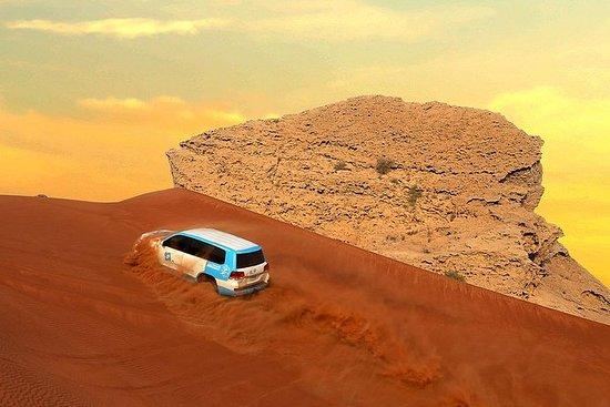 Fossil Red Dunes e Camel Rocks Safari...