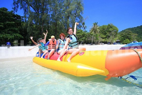 Coral Island Full-day Trip from...