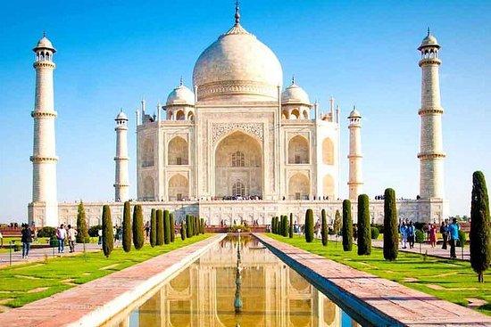 Excursão no mesmo dia no Taj Mahal de...