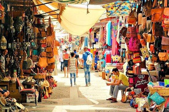 Halbtägige Einkaufstour in Marrakesch