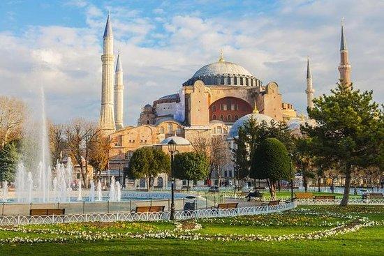 Private Istanbul Full-Day: Hippodrome, St. Sophia, Grand Bazaar, Topkapi, Mosque: Private Istanbul Full-Day Tour: Hippodrome Square, Grand Bazaar, Topkapi Palace