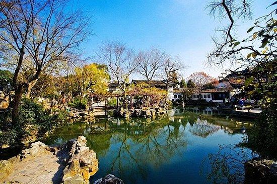 Den mest anbefalte Suzhou Day Tour...