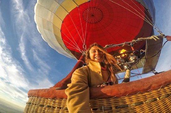 热气球乘坐