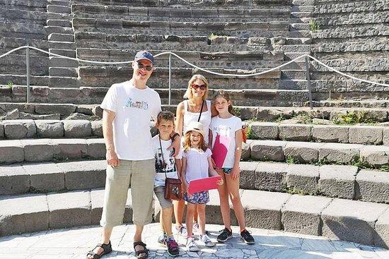 Rome to Pompeii Tour for Kids...