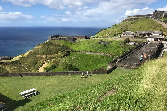 Private Basseterre Half Day Tour