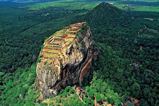 Private Sigiriya Lion Rock and Golden...
