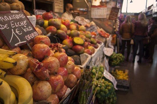 Visite du marché de Malaga et cours...