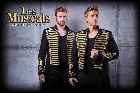 Les Muscials - Live concert tour