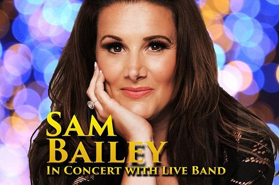 Sam Bailey - In concert with her Live...