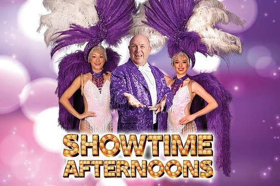 Viva Showtime下午包括2个课程Carvery
