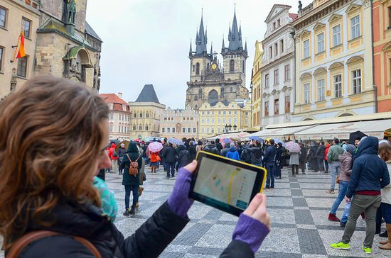 Treasure Hunt Prague - Gioco GPS con