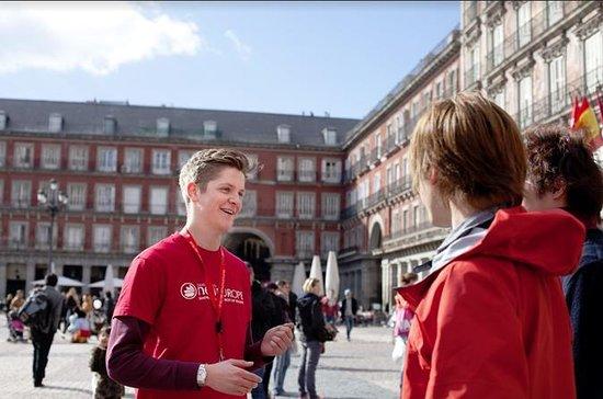 Maestoso tour a piedi di Madrid
