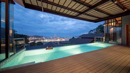 Living room in Pool Villa - Picture of The Senses Resort & Pool Villas, Phuket - Tripadvisor