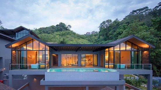 View from One Bedroom Pool Villa Sea View - Picture of The Senses Resort & Pool Villas, Phuket - Tripadvisor