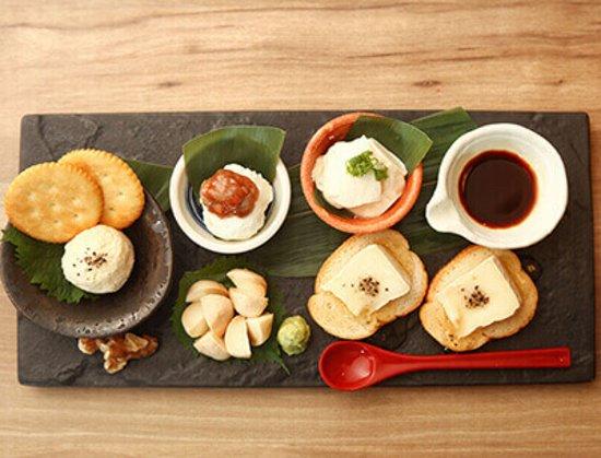 【日本酒に合うチーズ!】 チーズ盛合せ 1人前 690円(税抜) ご注文は2人前より承ります!