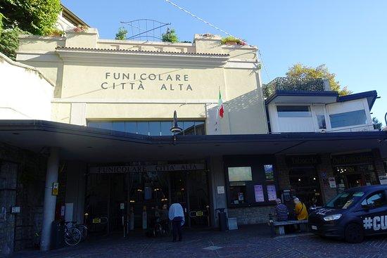 Funicolare Città Alta, Bergamo