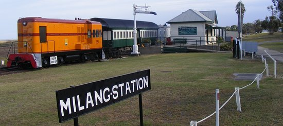 Port Milang Historic Railway Museum