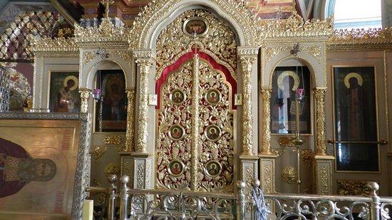 Mikheyevskaya Church: Particolari