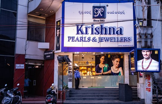Krishna Pearls and Jewellers