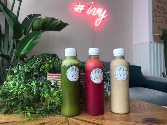 Healthy Juices!