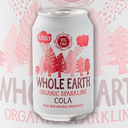 Whole Earth oragnic sparkling cola