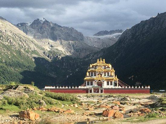 Monasteries in hidden valleys