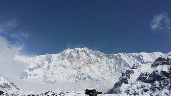 Annapurna Region, Nepal: Trekking to Annapurna Base Camp      #Annapurna #BaseCamp #Trekking #ABCtrek #NepalTrek #IndependentHimalaya    Independent Himalayan Adventure Pvt. Ltd.  info@welcomehimalaya.com