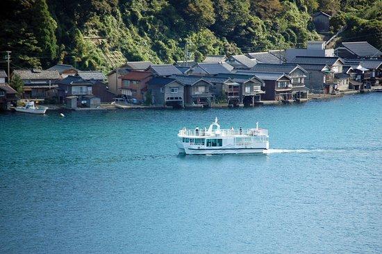 Tango Kairiku Kotsu Ine Bay Boat Tours