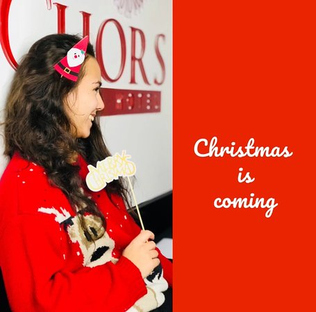 Bratislava, Slovakia: 🎅 Christmas atmosphere in CHORS 🎁. Opening soon!! #chorsmile #chorslikehotel #hostels  BOOK YOUR STAY -> www.cho.rs / reservations@cho.rs / +421 910 127 878