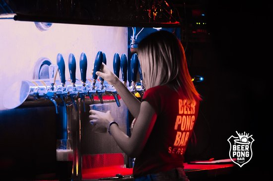 Beer Pong Bar Belgrade