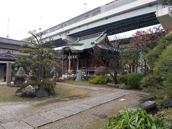 Sumidagawa Shrine