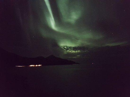Northern light around Tromsø is best.