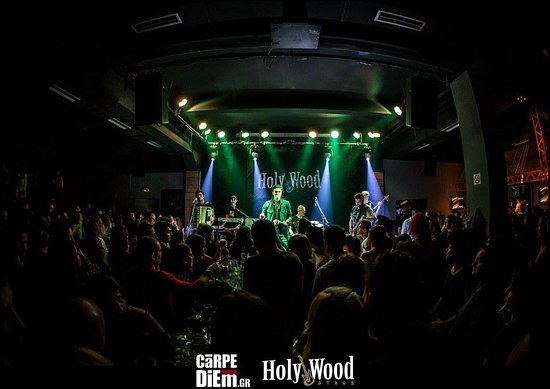 HolyWood Stage